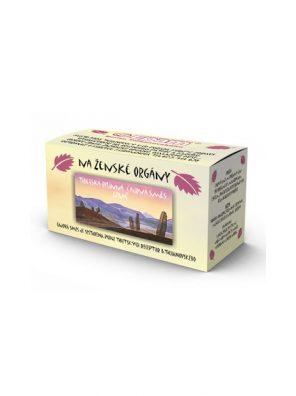Na ženské orgány - porciovaný čaj Epam