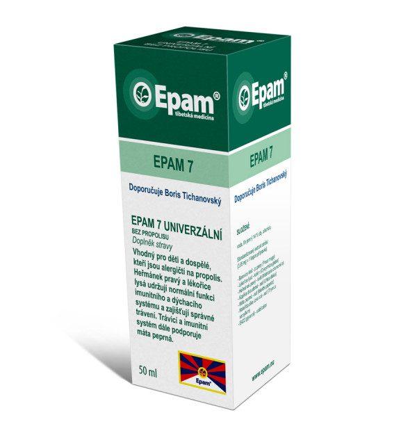 Detský, univerzálny - Epam 7
