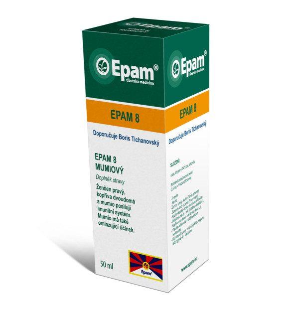 Mumio - Epam 8