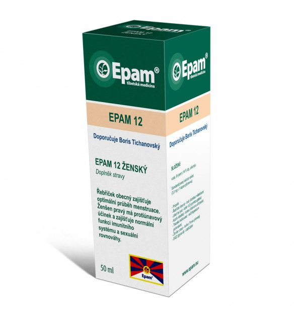 Ženský - Epam 12
