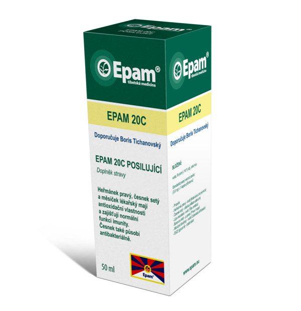 Na chrípku - Epam 20C