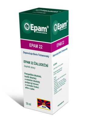 Tráviaci systém - Epam 22