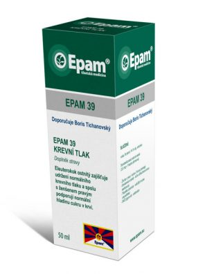 Nízky tlak - Epam 39