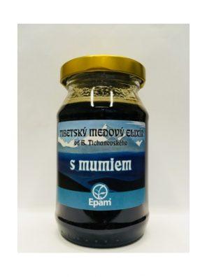 Mumio - medový elixír