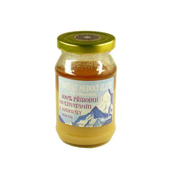 Prírodný multivitamín - medový elixír