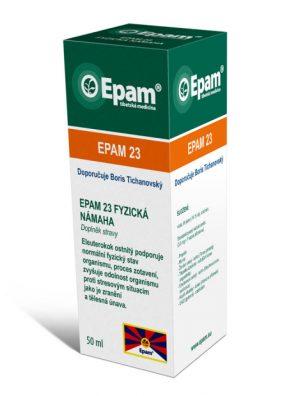 Pre športovcov - Epam 23