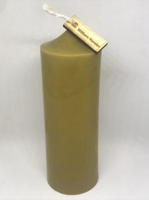 sviečka 375g zo 100% včelieho vosku
