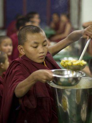 Tibetské jedlo