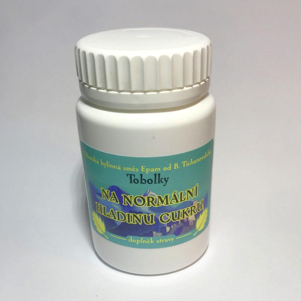 Na pankreas (slinivku) a cukor - kapsule